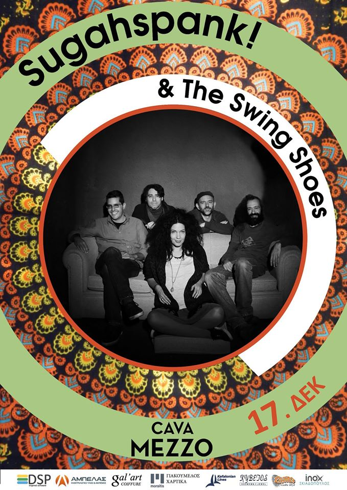 Sugahspak & The Swing Shoes Live